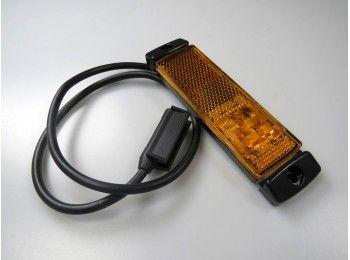 LED markeringslicht oranje 12/24V | AWB Onderdelen