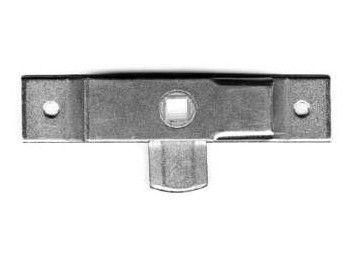 Bakslot 125 x 25 mm | AWB Onderdelen