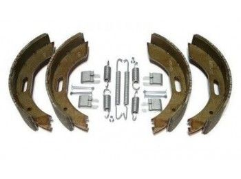 BPW remschoenset 250x40 | AWB Onderdelen