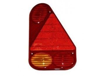 Achterlichtglas Earpoint III Rechts | AWB Onderdelen
