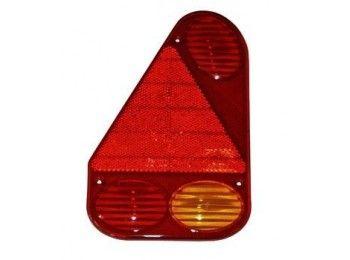 Achterlichtglas Earpoint III Links   AWB Onderdelen