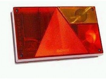 Achterlichtglas Multipoint I Rechts | AWB Onderdelen