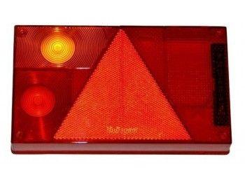 Achterlichtglas Multipoint I Links | AWB Onderdelen