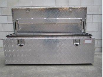 Aluminium bagagebox 120cm | AWB Onderdelen