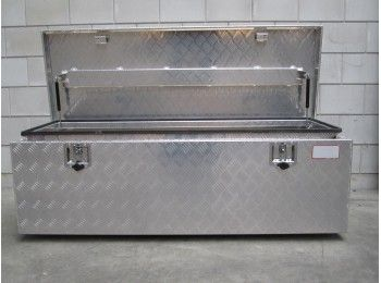 Aluminium bagagebox 150cm | AWB Onderdelen