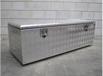 Aluminium bagagebox 190cm | AWB Onderdelen