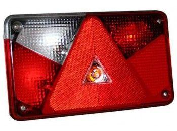 Achterlichtglas Multipoint V Links | AWB Onderdelen