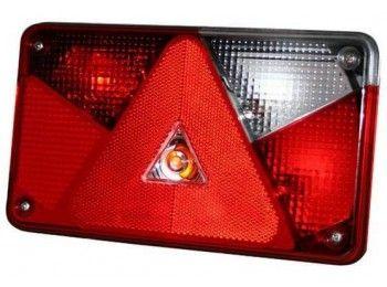 Achterlichtglas Multipoint V Rechts | AWB Onderdelen