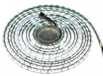 LED strip 12V 5 meter wit | AWB Onderdelen