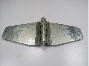 Vlinder scharnier 80 x 230 | AWB Onderdelen