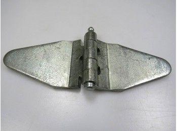 Vlinder scharnier 50 x 140 | AWB Onderdelen