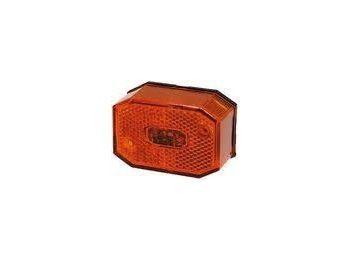 Zijmarkeringslicht Aspock Oranje | AWB Onderdelen