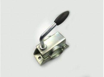 Neuswiel- steunpootklem 48mm | AWB Onderdelen