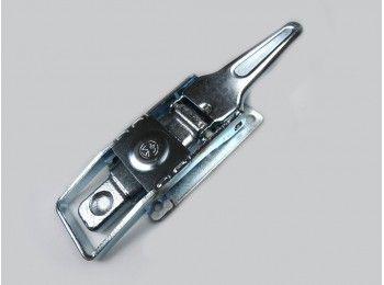 Opbouw spansluiting met massieve pen | AWB Onderdelen