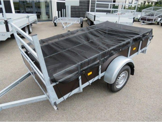Aanhangwagen net FIJNMAZIG Proline 2800x1600 | Afbeelding 2 | AWB Onderdelen