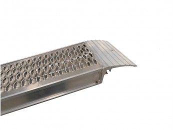 Oprijplaat set 240x30 cm 2800 kg met lip | AWB Onderdelen