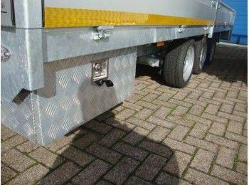 Aluminium bagagebox onderbouw 65cm | AWB Onderdelen