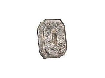 Breedtelicht Aspock Wit LED | AWB Onderdelen