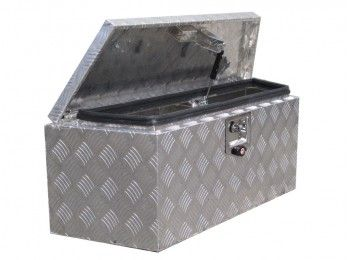 Aluminium bagagebox 90/66cm | AWB Onderdelen