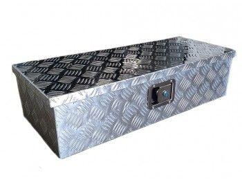 Aluminium bagagebox 76cm | AWB Onderdelen